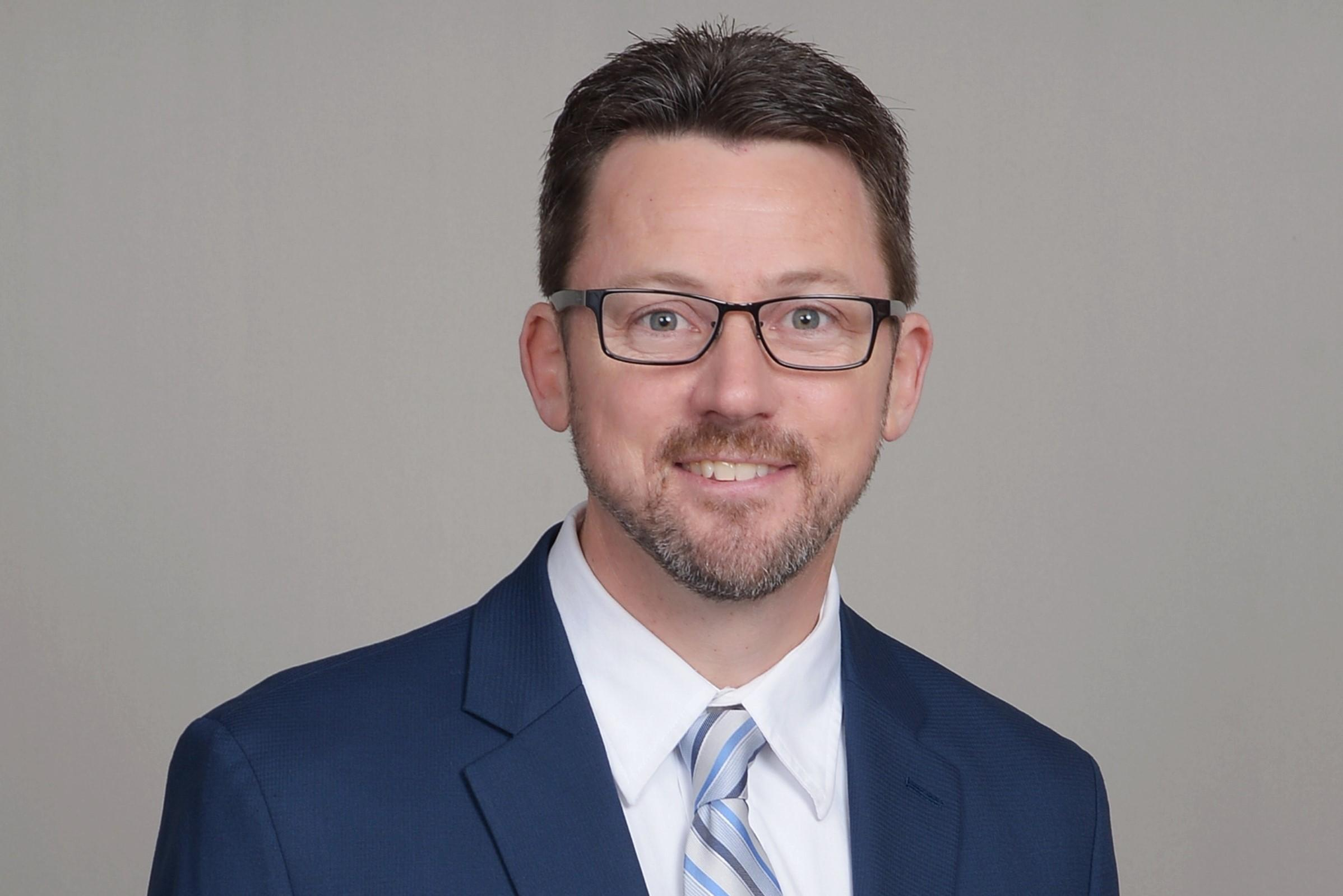 ERIC P. HERRIED  Financial Advisor