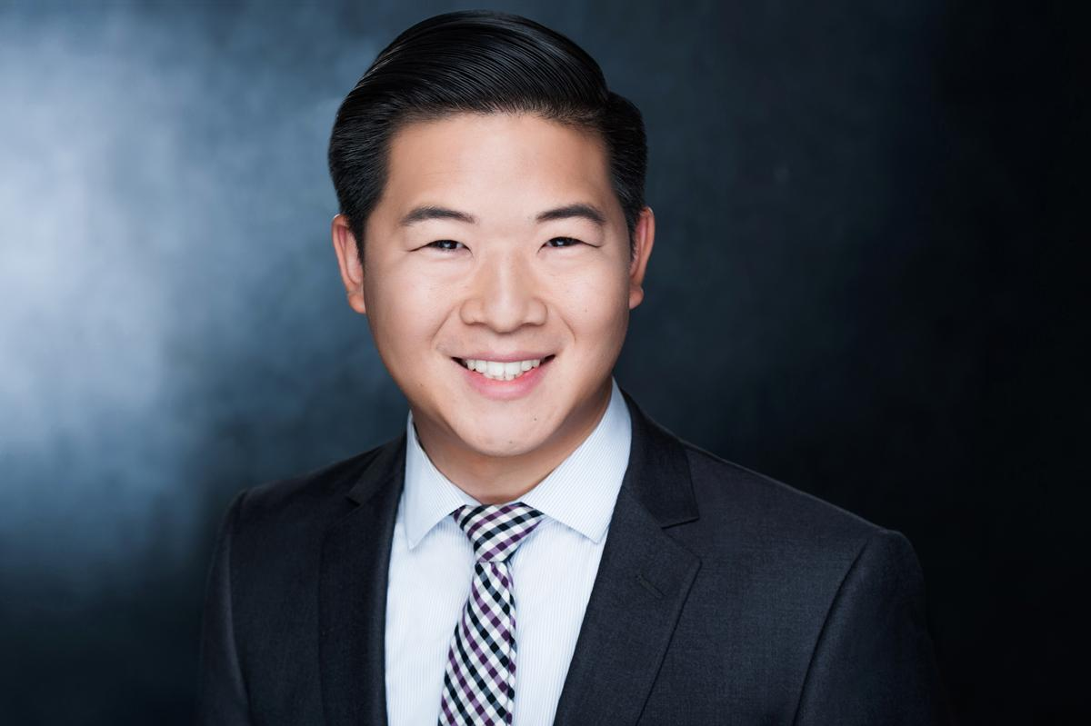 DANIEL J. CHANG Financial Advisor
