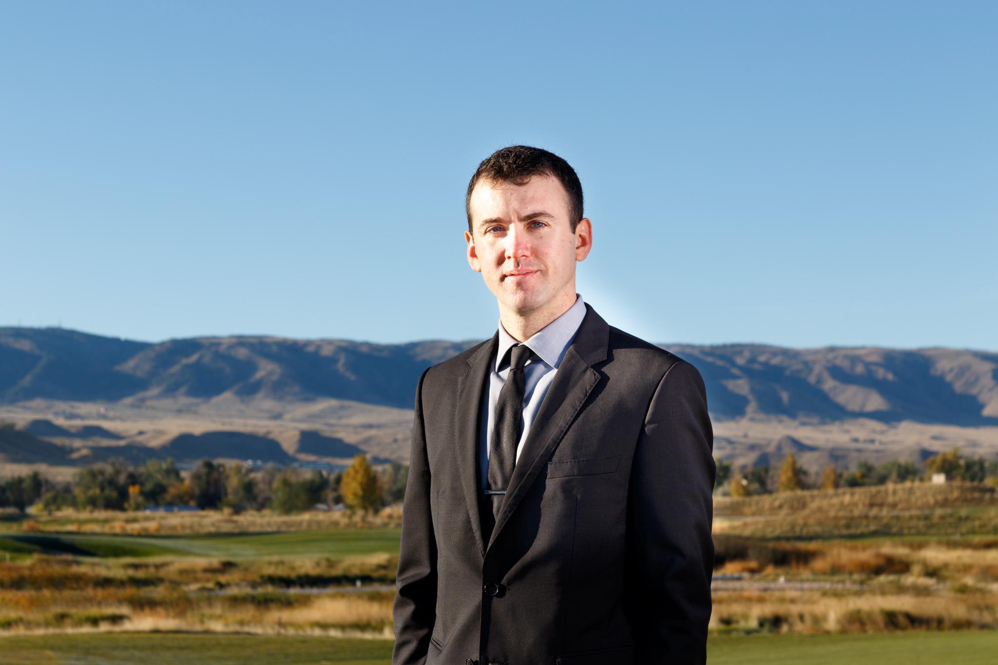 JOHN SNYDER  Financial Advisor