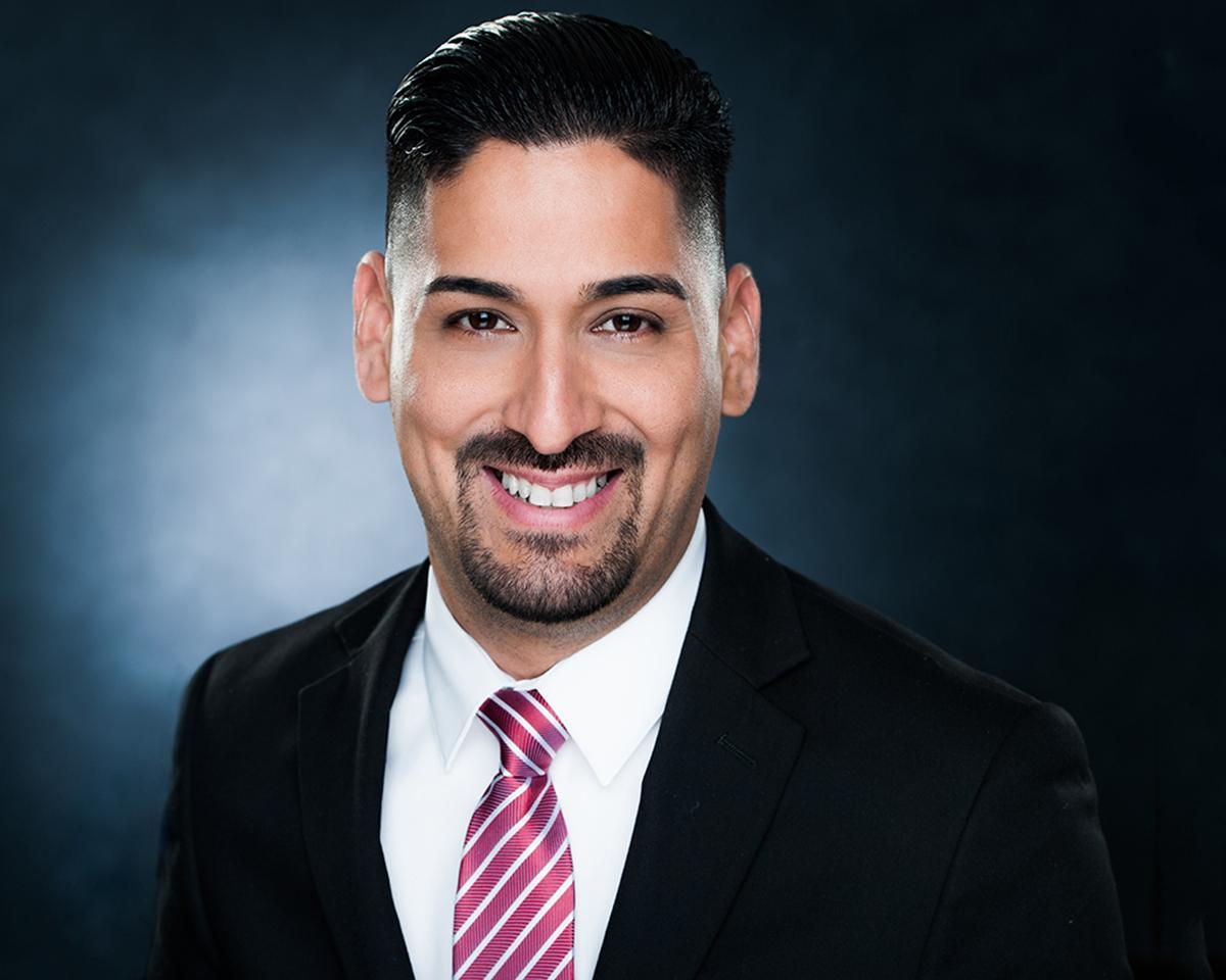 DANNY X. ARGUDO  Insurance Agent