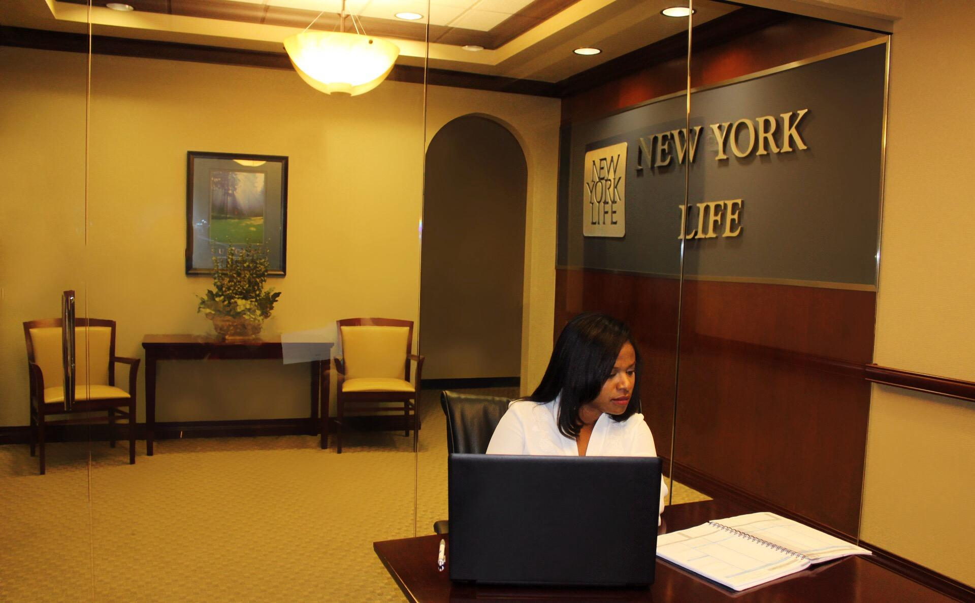 MAISHA A. STRONG  New York Life Partner