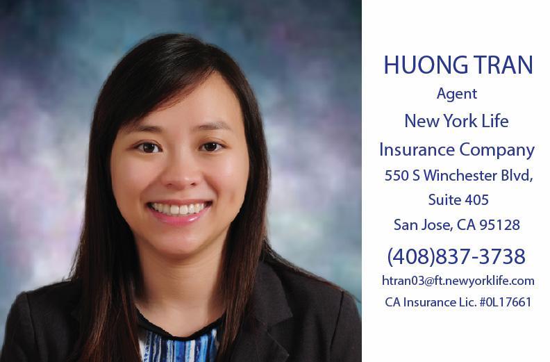 HUONG TRAN  Insurance Agent