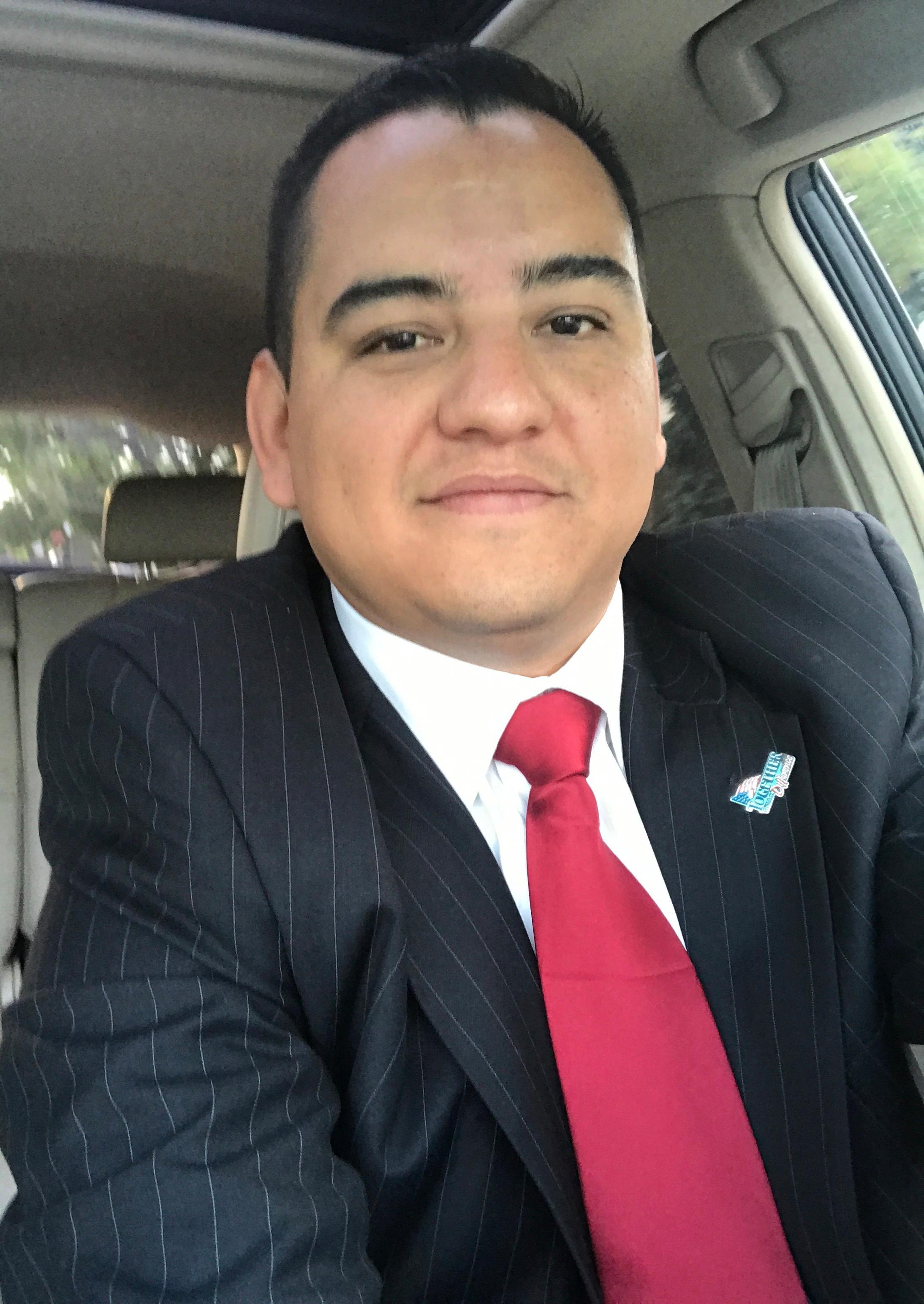 SERGIO MONTERDE  Insurance Agent