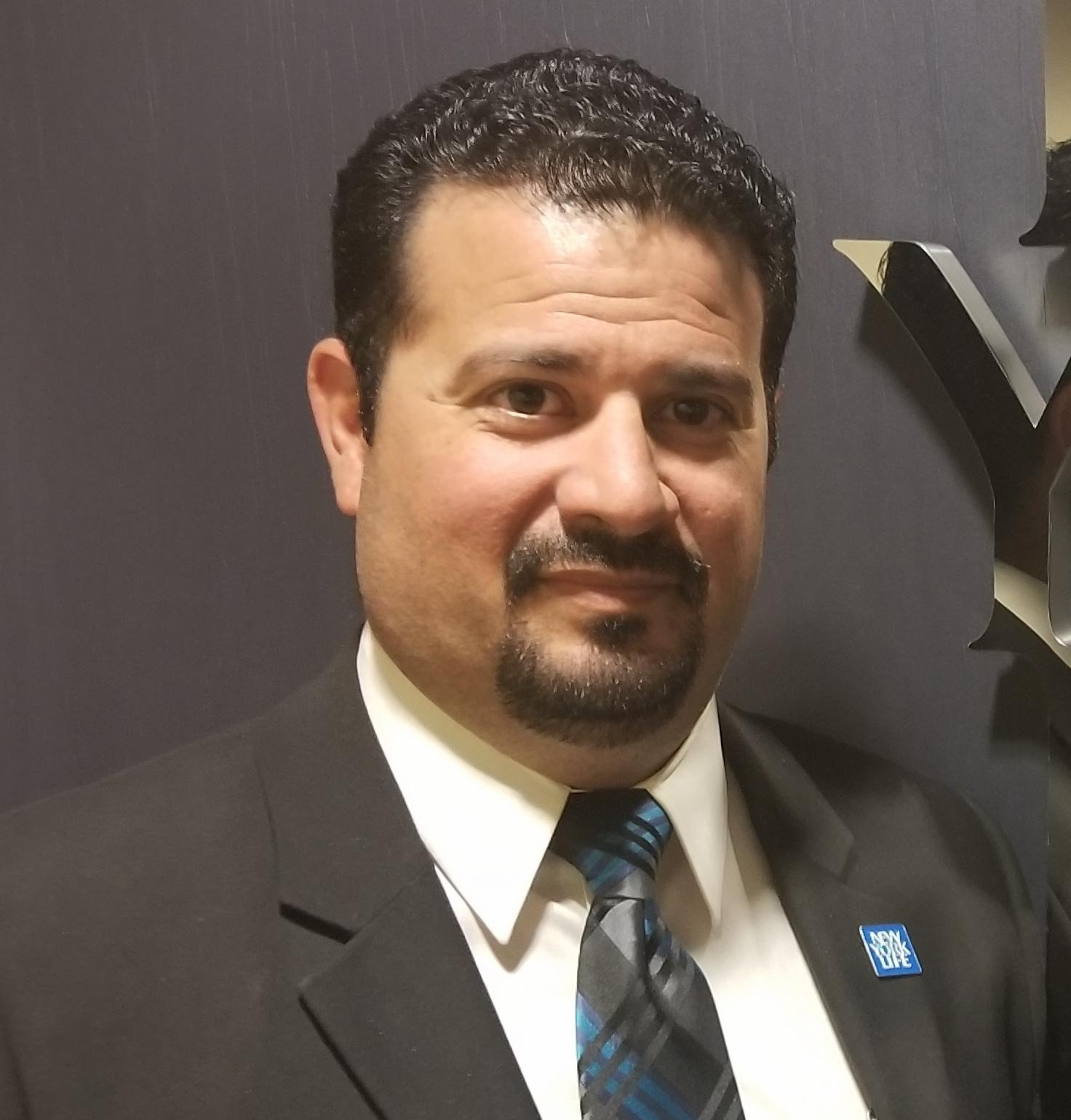 ALEJANDRO ENRIQUE VALLE  Insurance Agent