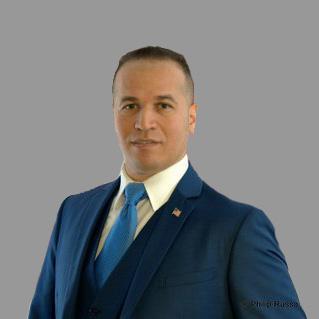 ALEXANDER RHALIMI  Insurance Agent