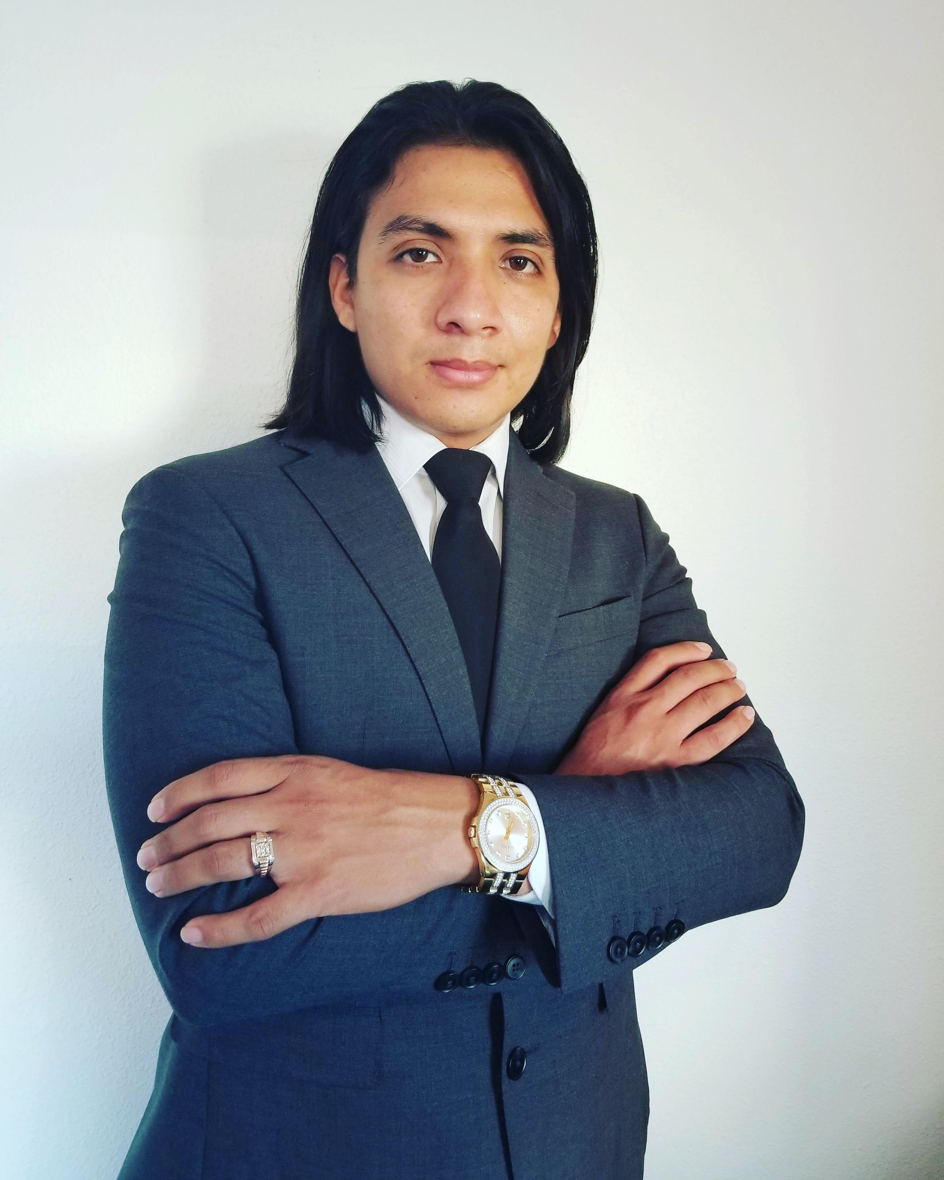 CARLOS DAVID GOMEZ SERRANO  Insurance Agent