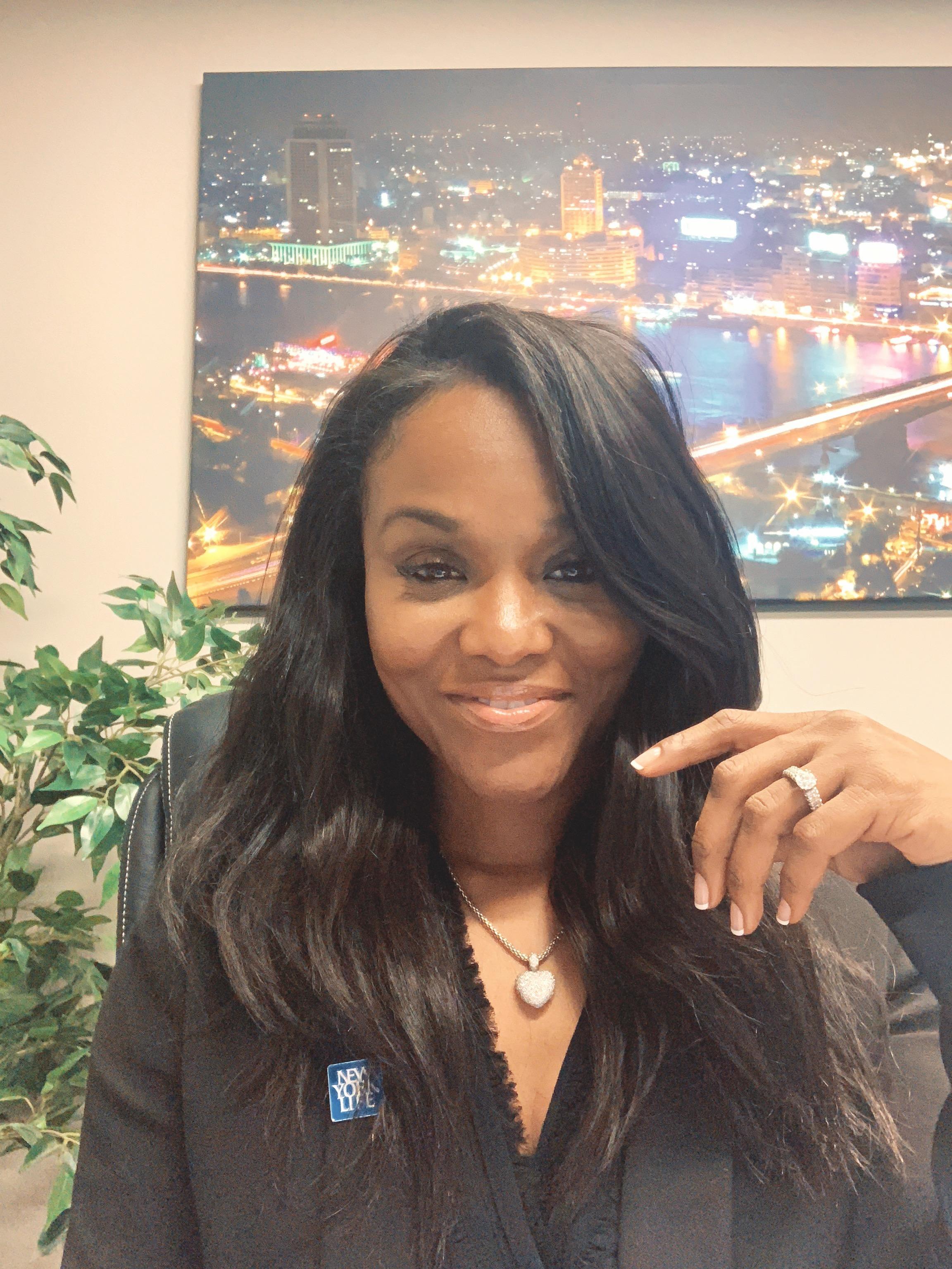 RENAY PATTERSON-SCOTT  Insurance Agent
