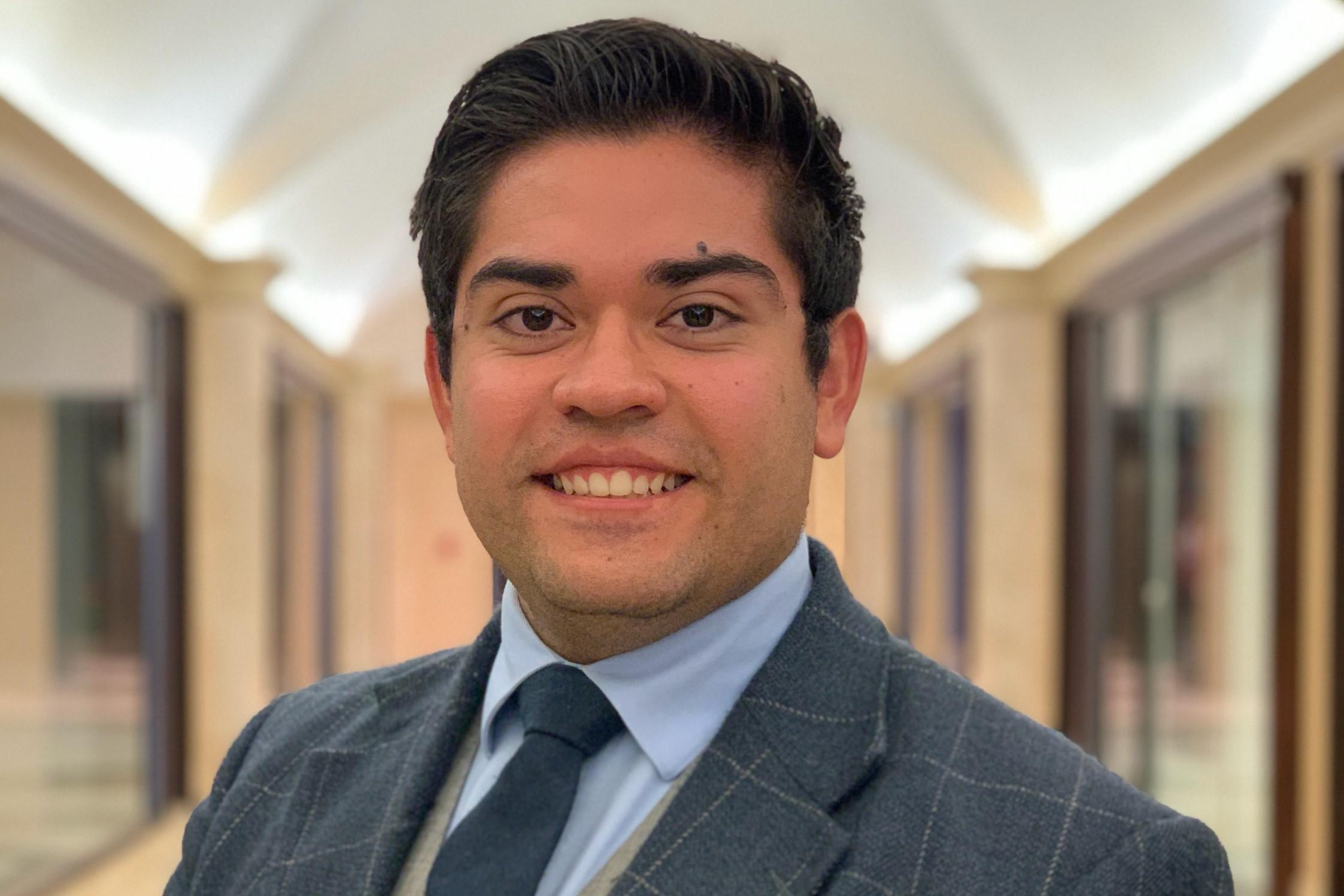 ARIEL ANDRES ONSUREZ  Insurance Agent