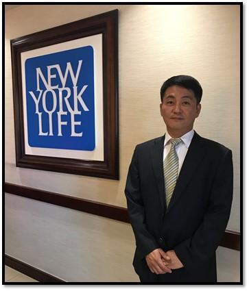 SUNGMIN CHOI  Insurance Agent