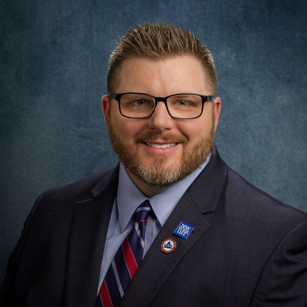 DAVID B. BROWN  Insurance Agent