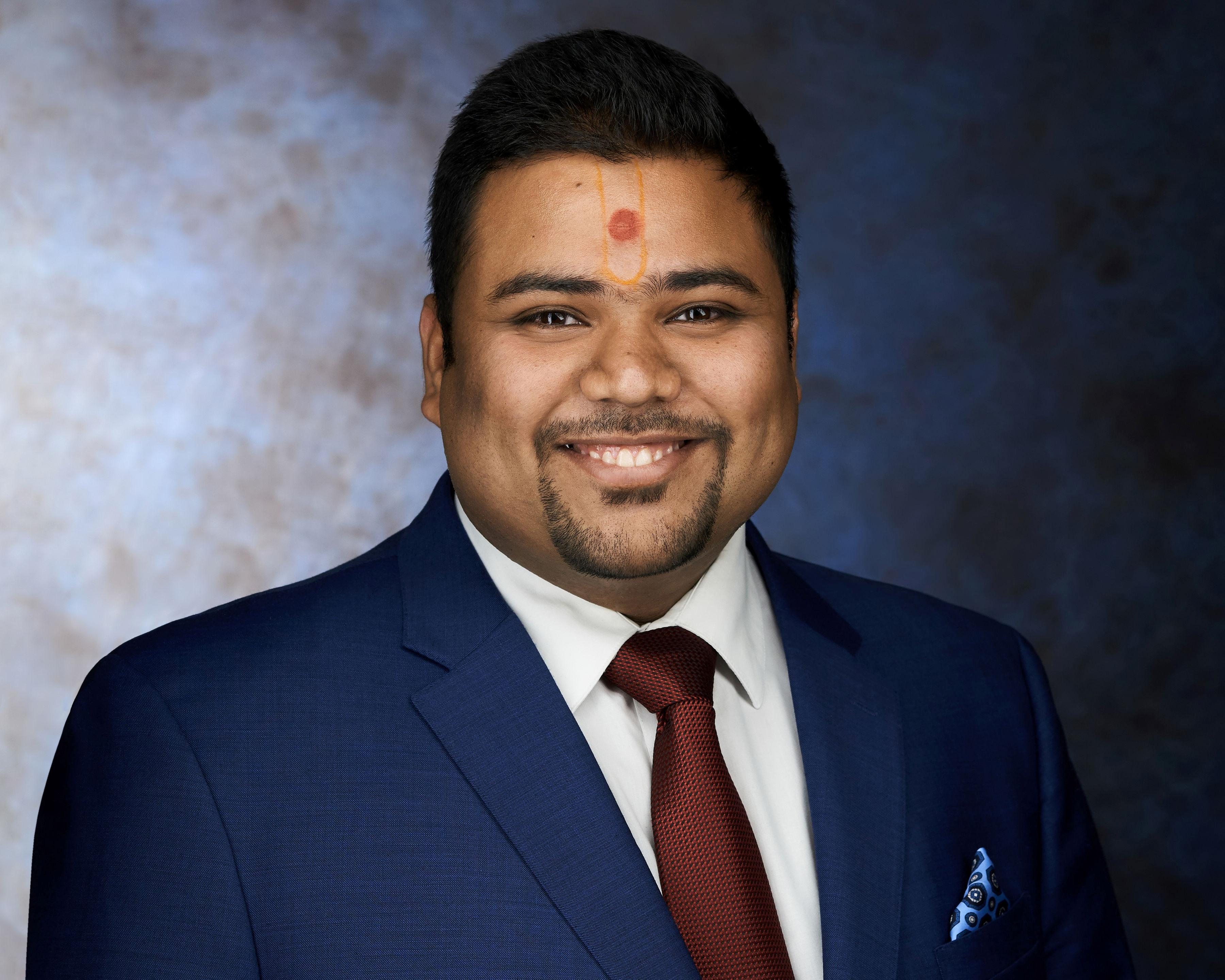 PATHIK V. PATEL  Insurance Agent
