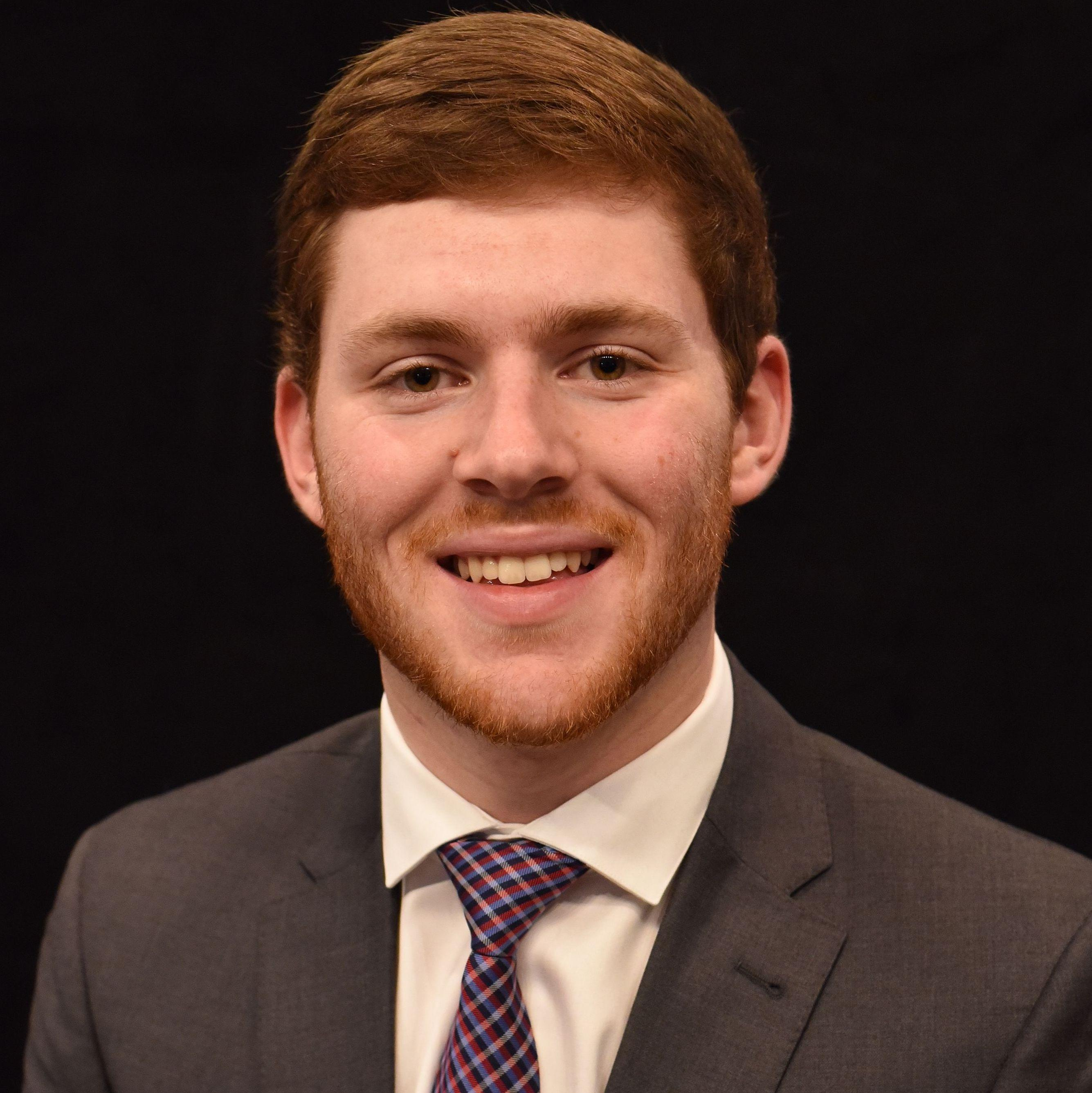 CONNOR BROWN  Insurance Agent