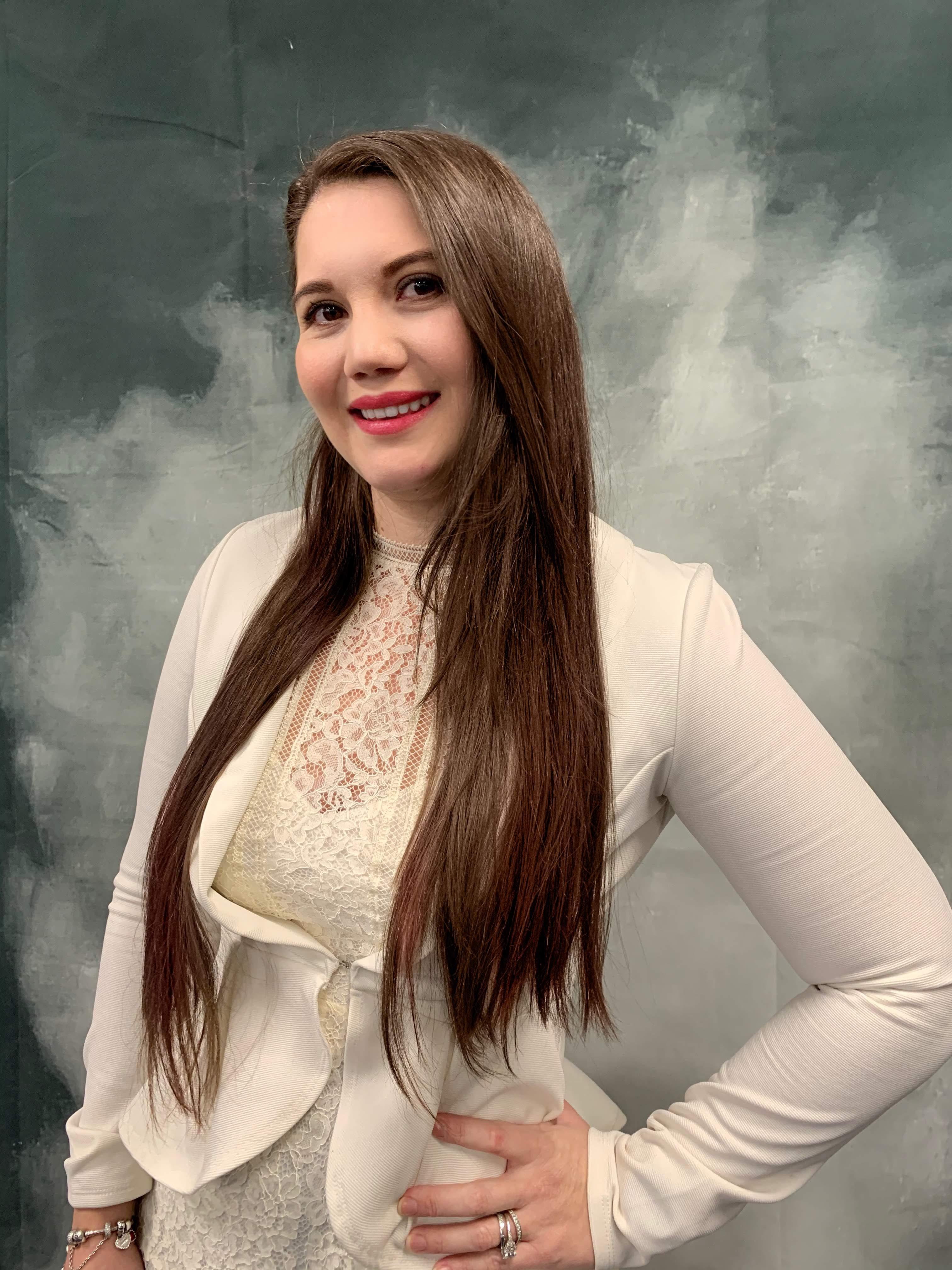 NATHALIA TINOCO  Insurance Agent