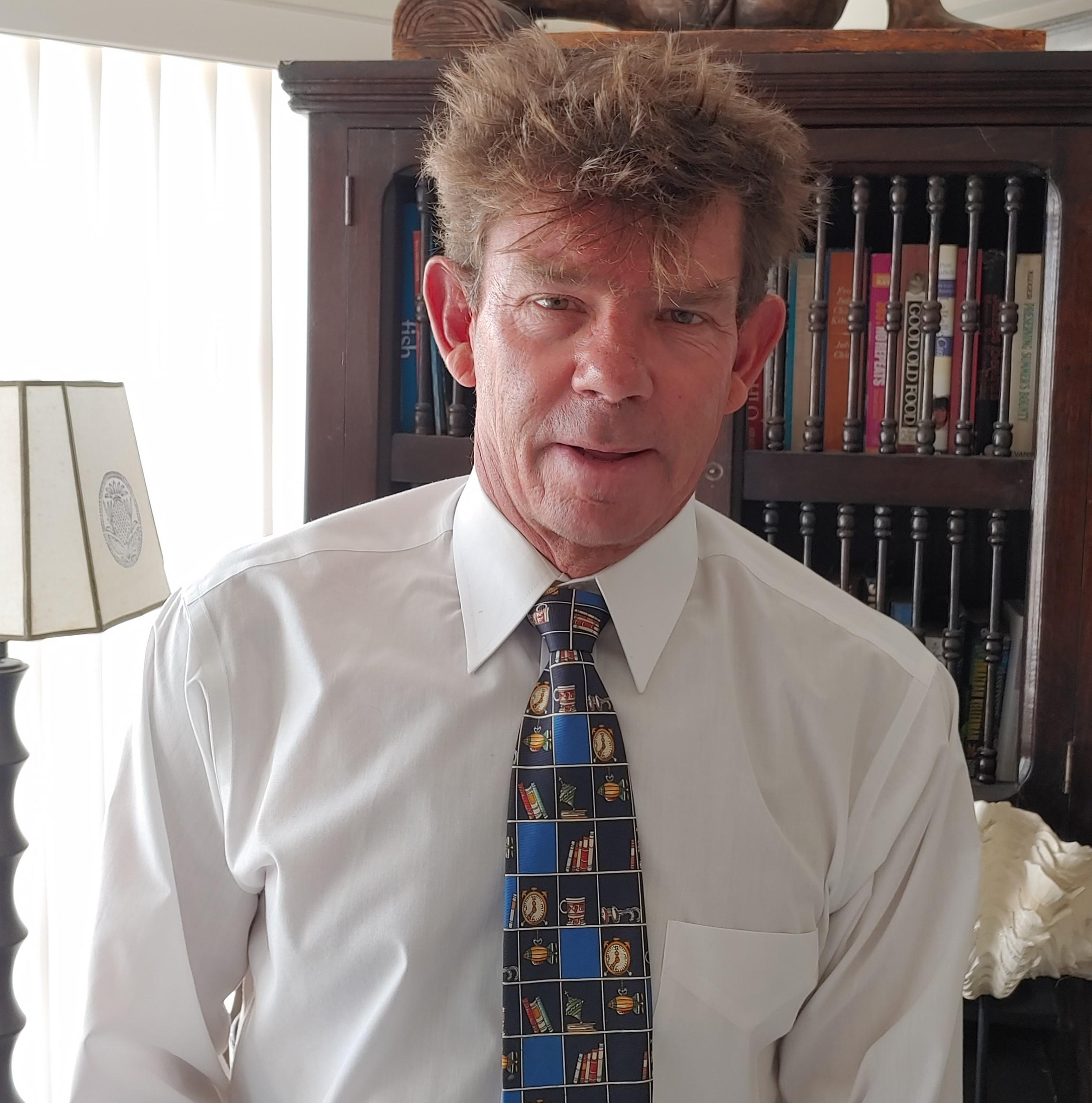 GAVIN ALLAN ROSS  Insurance Agent