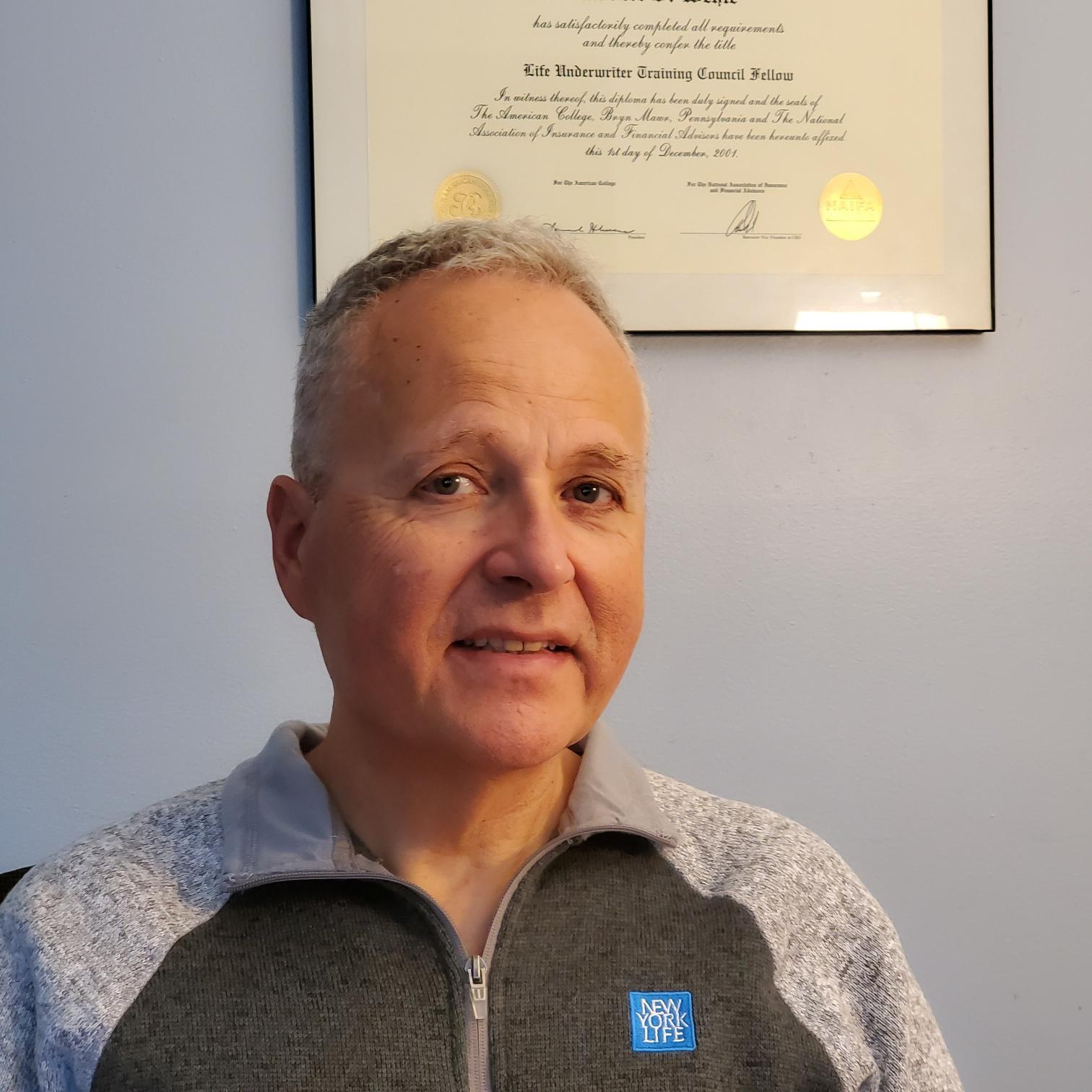 ROBERT V. WEHLE Insurance Agent
